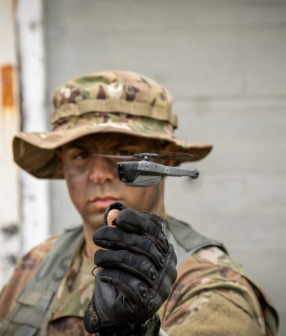 FLIR Systems has been awarded a contract to deliver Black Hornet Personal Reconnaissance Systems for ...