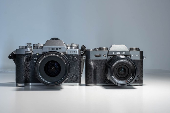 Fujifilm Launches The Fujifilm X T30 And Xf 16mm F 2 8 Lens More Info At B H Business Wire