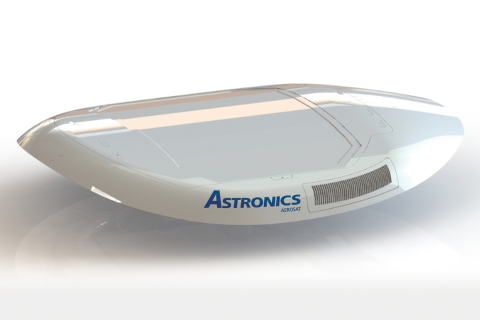 Astronics will preview its new E-Series ESA SATCOM connectivity antennas at AIX in Hamburg, Germany, ...