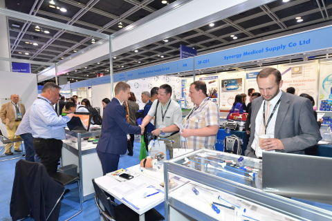 HKTDC Hong Kong International Medical and Healthcare Fair will take place at the Hong Kong Conventio ...
