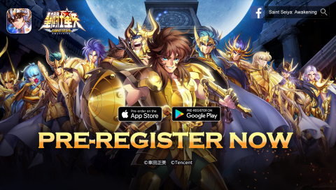 Mobile RPG Saint Seiya: Awakening seeks to recreate the classic Japanese comic. Pre-registration is  ...
