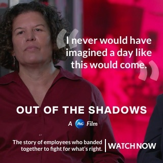 P&G, in partnership with Great Big Story, today released Out of the Shadows, a new film chronicling  ...