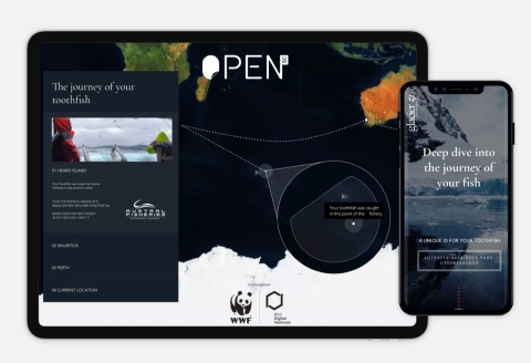 OpenSC's digital platform leverages blockchain and other advanced technologies to enable more sustainable, ethical and profitable supply chains. (Photo: Business Wire)