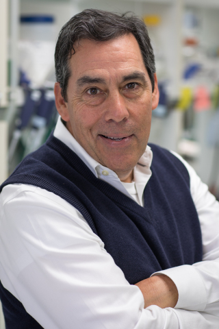 Renew Biopharma CEO and Co-Founder Michael Mendez (Photo: Business Wire)