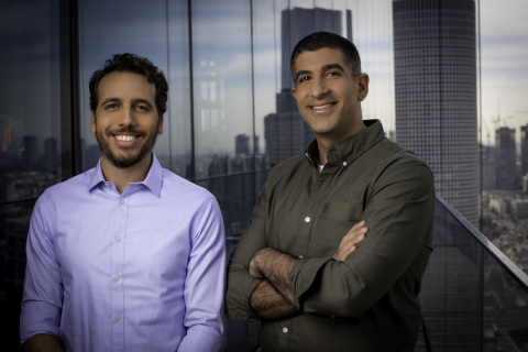 Satori Cyber founders Yoav Cohen, CTO (l.) and Eldad Chai, CEO (r.) (Photo: Business Wire)