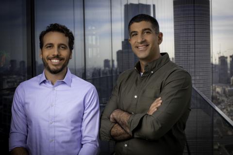 Satori Cyber founders Yoav Cohen, CTO (l.) and Eldad Chai, CEO (r.) (Photo: Business Wire)