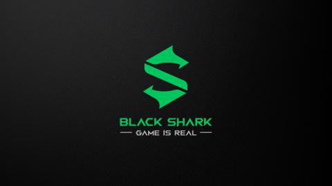 Black Shark's new logo and corporate slogan