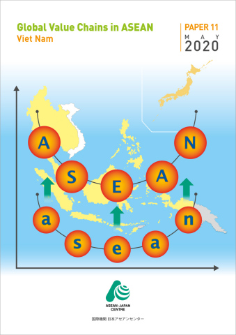 """""""Global Value Chains in ASEAN – Paper 11: Viet Nam"""" is available on AJC website. (Graphic: Business Wire)"""