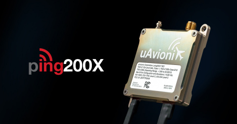 uAvionix has filed its TSO application for the 50 gram ping200X Mode S ADS-B transponder. The company aims to deliver the first certified Mode S transponder designed exclusively to meet the needs of unmanned aircraft.