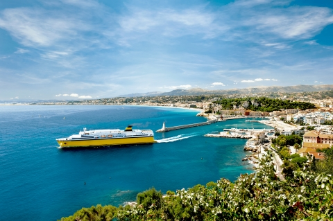 Port of Nice © Thales - 123RF/LiliGraphie
