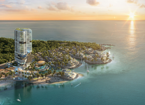 NEW WORLD NHA TRANG HOTEL TO OPEN 2023 (Photo: Business Wire)