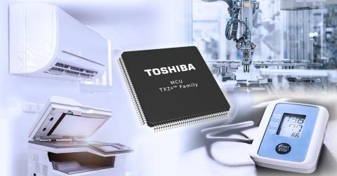 Toshiba: TXZ+(TM) family advanced class 32-bit microcontrollers (Graphic: Business Wire)