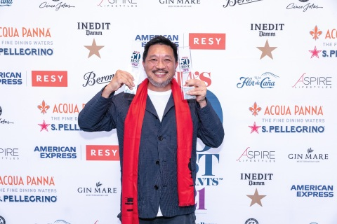 The Chairman In Hong Kong Takes No.1 Spot At Asia's 50 Best Restaurants 2021 Awards (Photo: Business Wire)