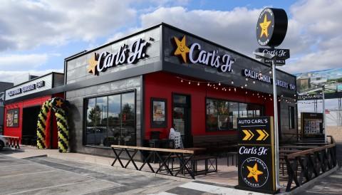 CKE Restaurants Opens 1,000th International Restaurant (Photo: Business Wire)