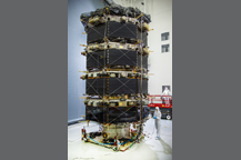 Magnetospheric Multiscale – All 4 MMS Spacecraft