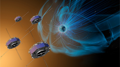 Magnetospheric Multiscale (MMS) Mission