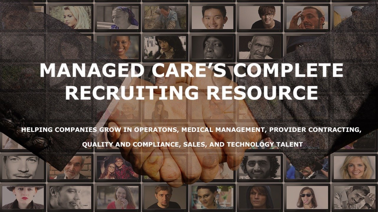 Managed Care Recruiter – MMS Group – Managed Care's Complete Recruiting Resource