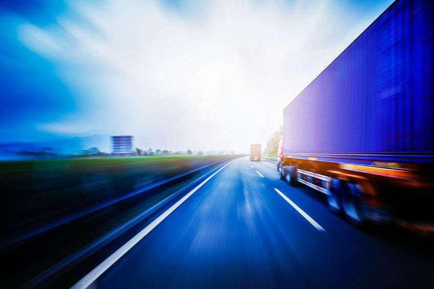 38267429 - container trucking