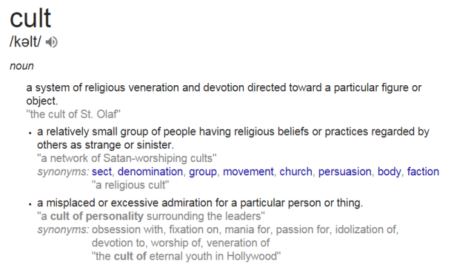 Rte_current_affairs_for_the_attention_of_jim_humble-definition_of_cult