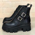 Bota e Coturnos Femininos Moda e Tendencia Outono Inverno Loja Online MM Store Shoes