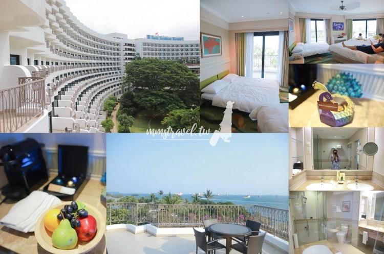 【新加坡自由行】新加坡住宿  大推香格里拉聖淘沙度假酒店!超大陽台海景房