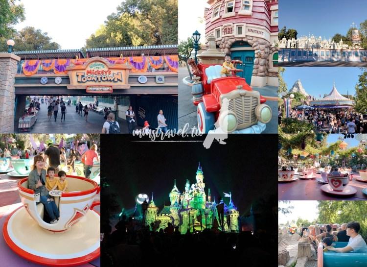【美國LA】洛杉磯必去景點:加州迪士尼樂園購票、交通住宿、設施身高限制,完整攻略!親子行必看!