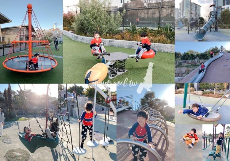 【美國】San Francisco舊金山必訪四大兒童遊樂場,親子行爸媽必收藏!
