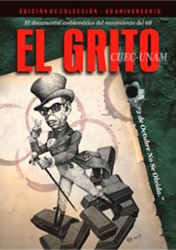 El-grito-Documental  Películas sobre la noche de Tlatelolco el 2 de octubre del 68