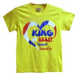 เสื้อยืดคอกลม วันพ่อ เสื้อสีเหลือง เสื้อ5ธันวาคม