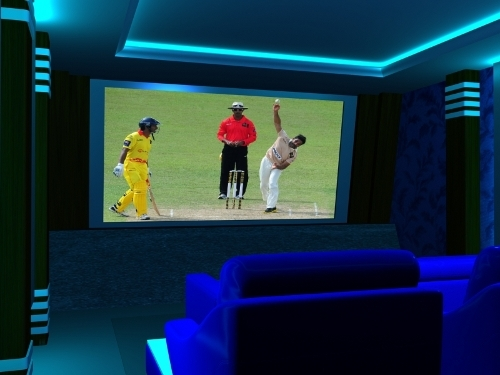 Delightful Home Theater Designs By Top Interior Designers Fds