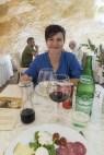 Mittagessen in Calitri