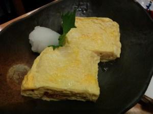 厚焼き出汁卵