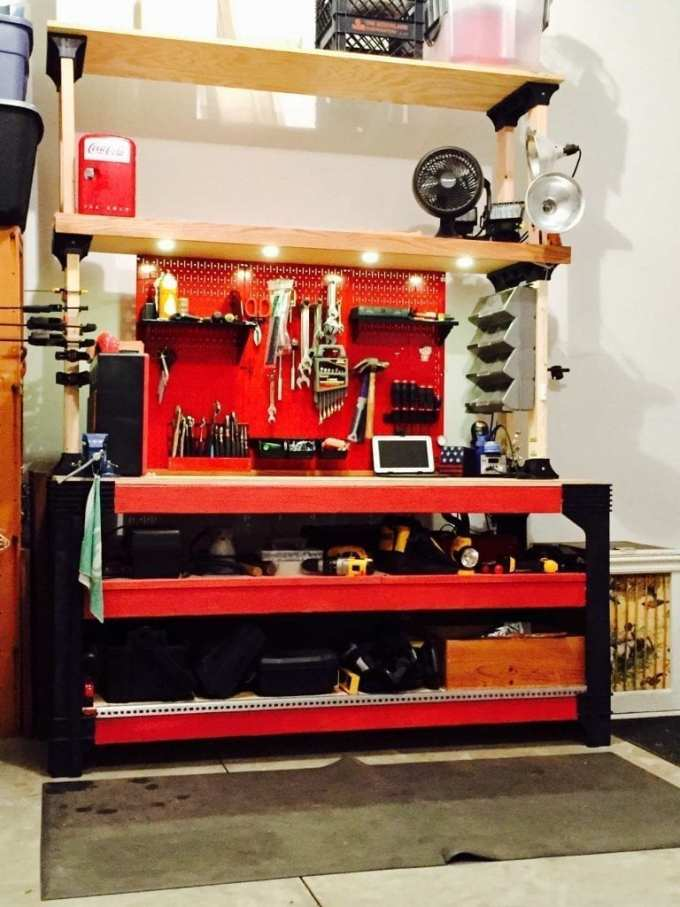 workbench front