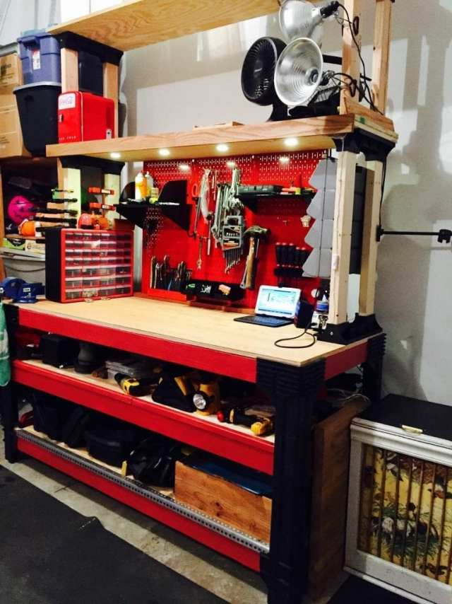 workbench right