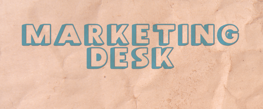 marketing desk