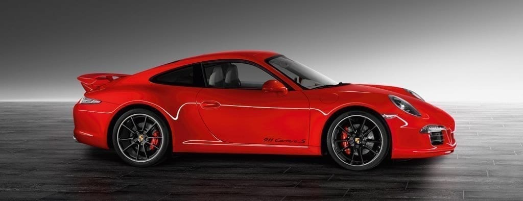 911s porsche guards red