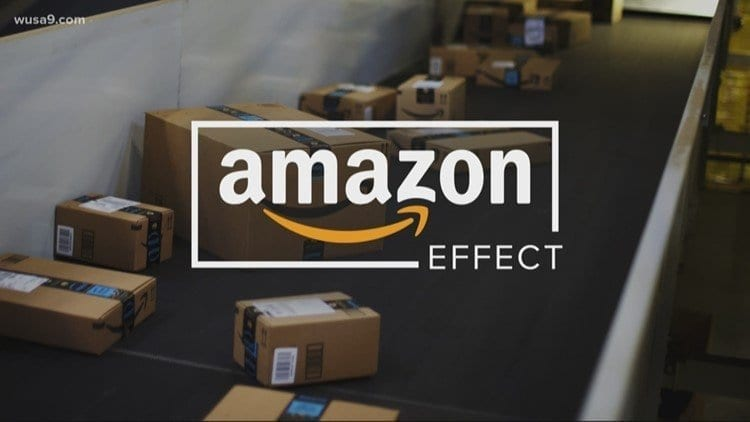 Amazon Tells New York Nevermind