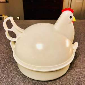 chicken egg cooker
