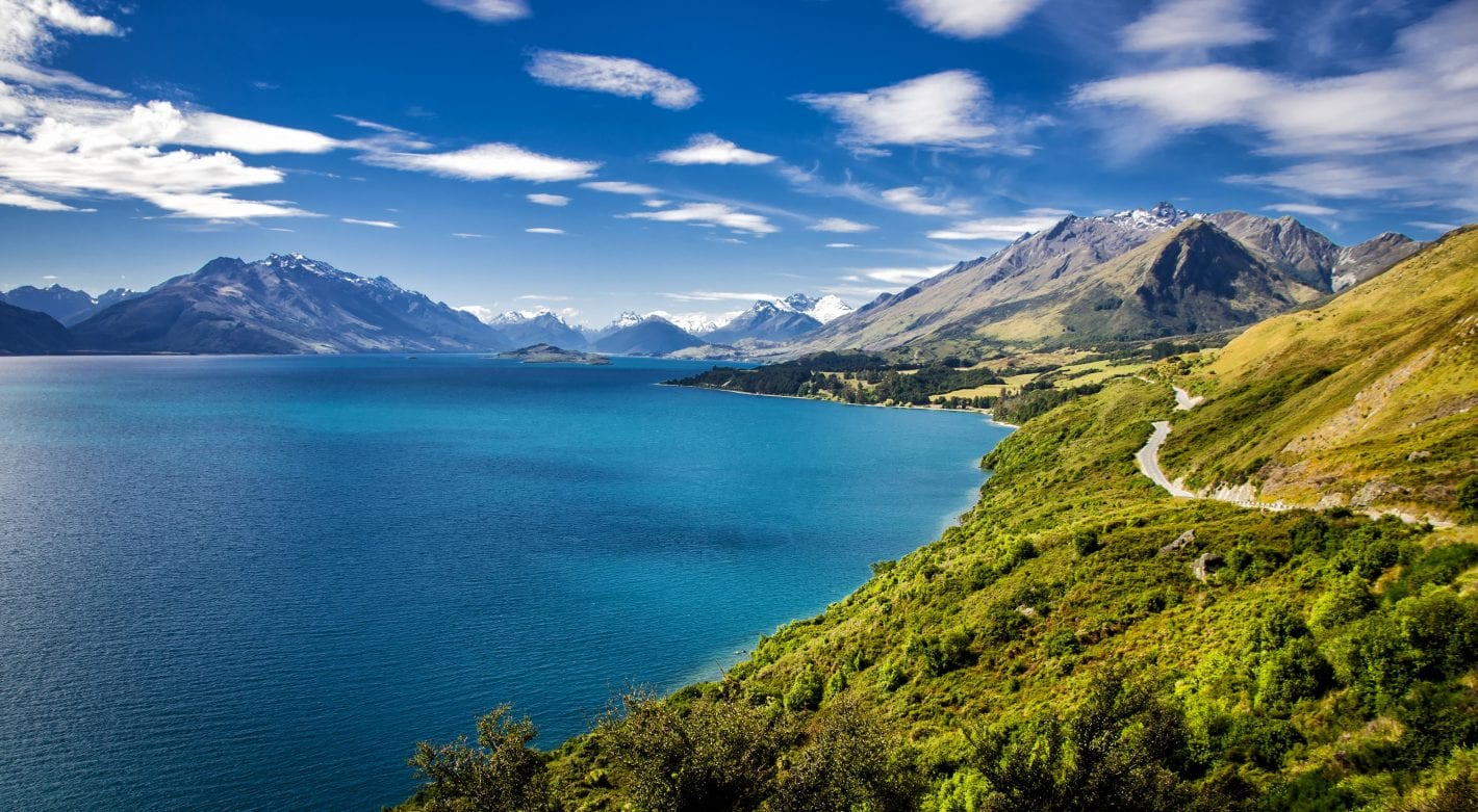 lake wakatipu NZ