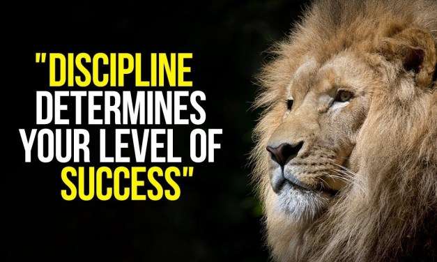 Self-Discipline, Honor and Integrity