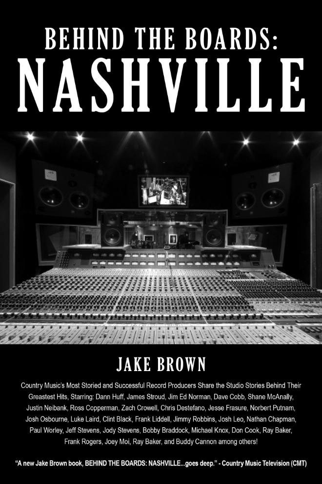 BehindTheBoards Nashville Cover