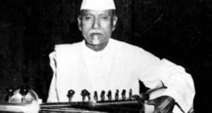 ওস্তাদ আলাউদ্দিন খাঁর