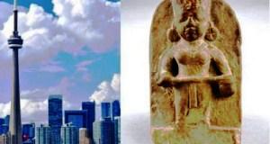 দেবী অন্নপূর্ণার মূর্তি