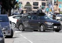 self-driving Uber