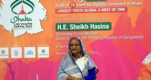 Prime Minister Sheikh Hasina