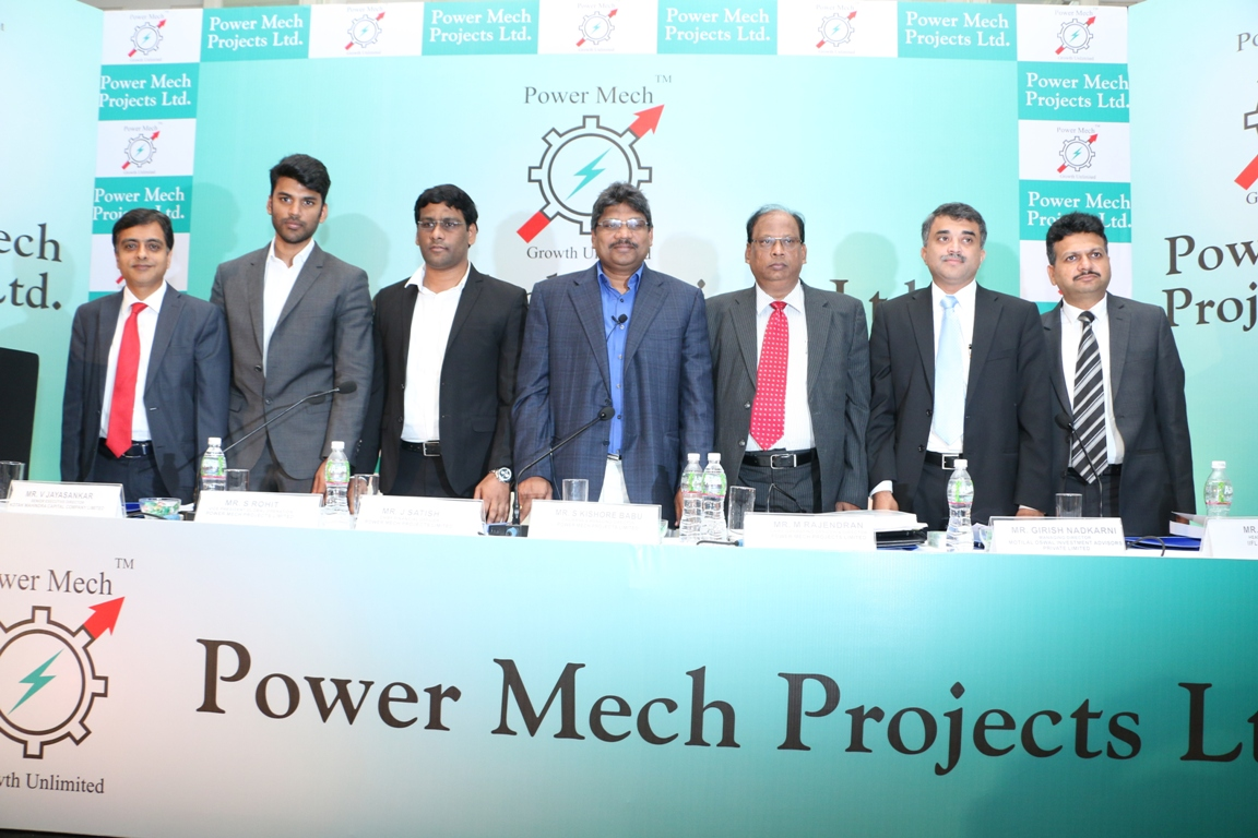 Power Mech Projects Limited