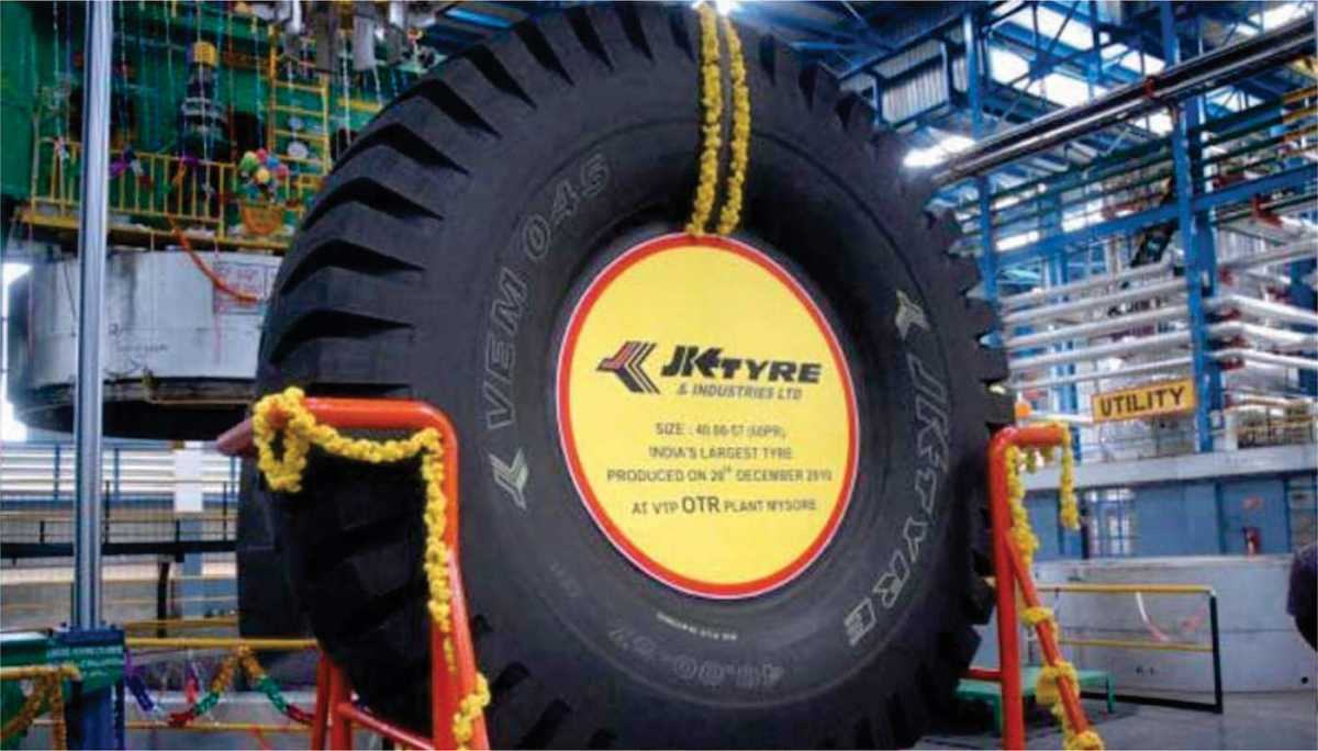 JK Tyre Acquisition Cavendish