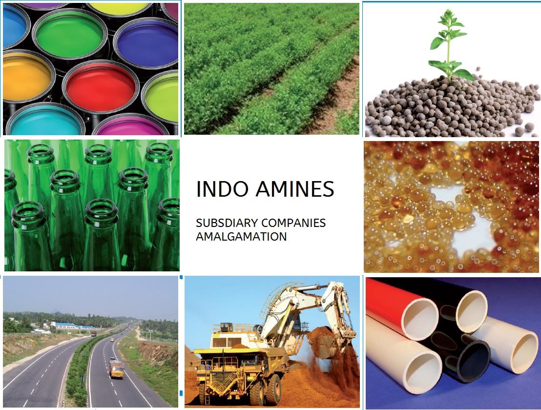Indo-Amines-Amalgamation