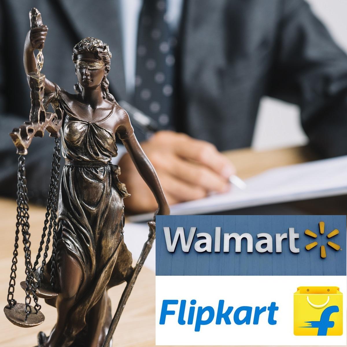 Flipkart-Walmart-Traders-Legal-Issues