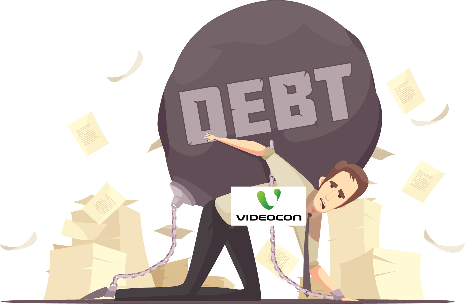Videocon-Downfall-Insolvency